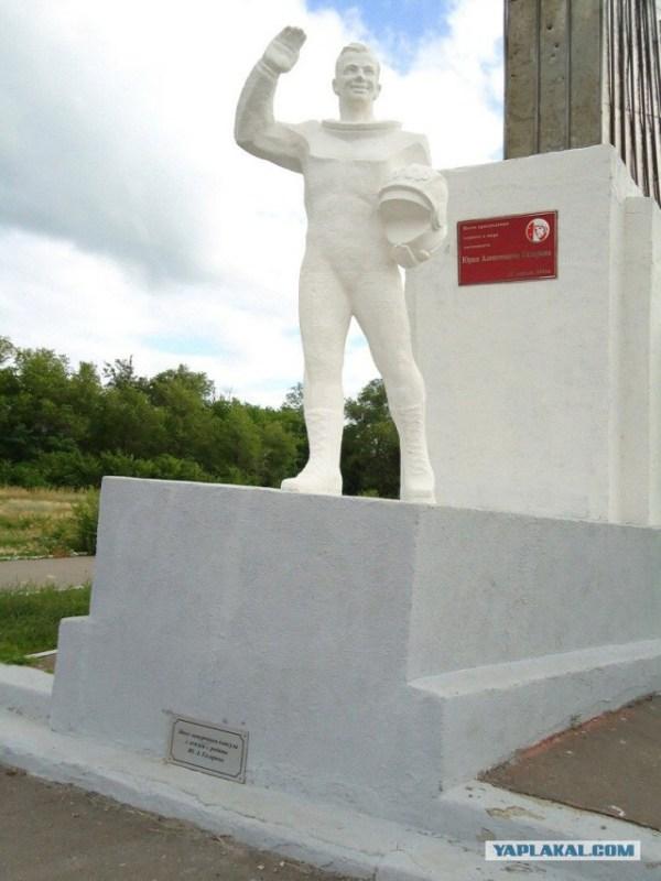 Малоизвестные фото Юрия Гагарина - ЯПлакалъ