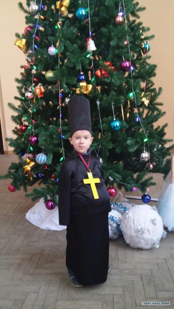 Фото Новогодний Костюм Для Мальчика