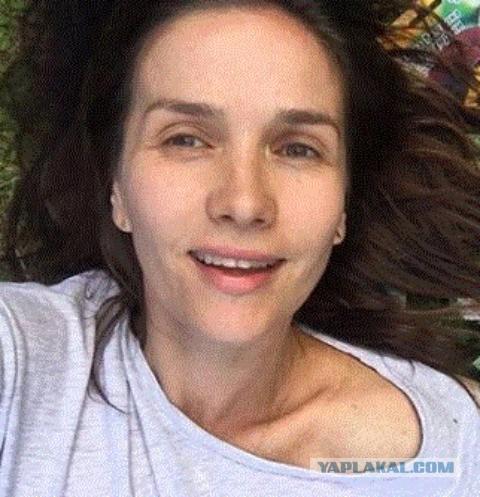 Постаревшая Наталья Орейро - ужасное селфи без макияжа ...
