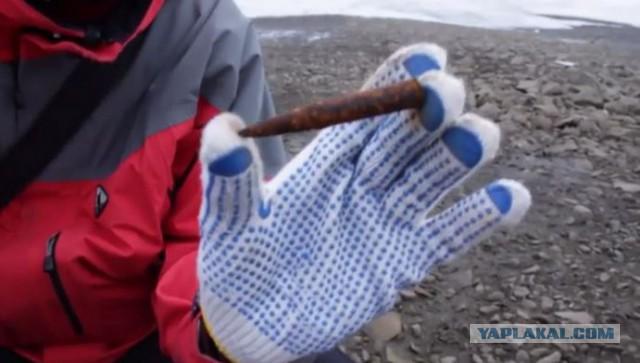 В Арктике обнаружена секретная база нацистов