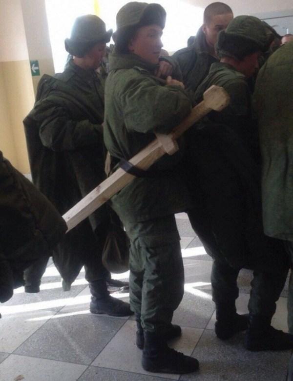 Друг скинул фото из армии - ЯПлакалъ
