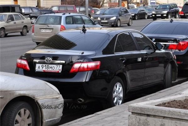 Авария на Кутузовском 16.08.2012 (9 фото) - ЯПлакалъ