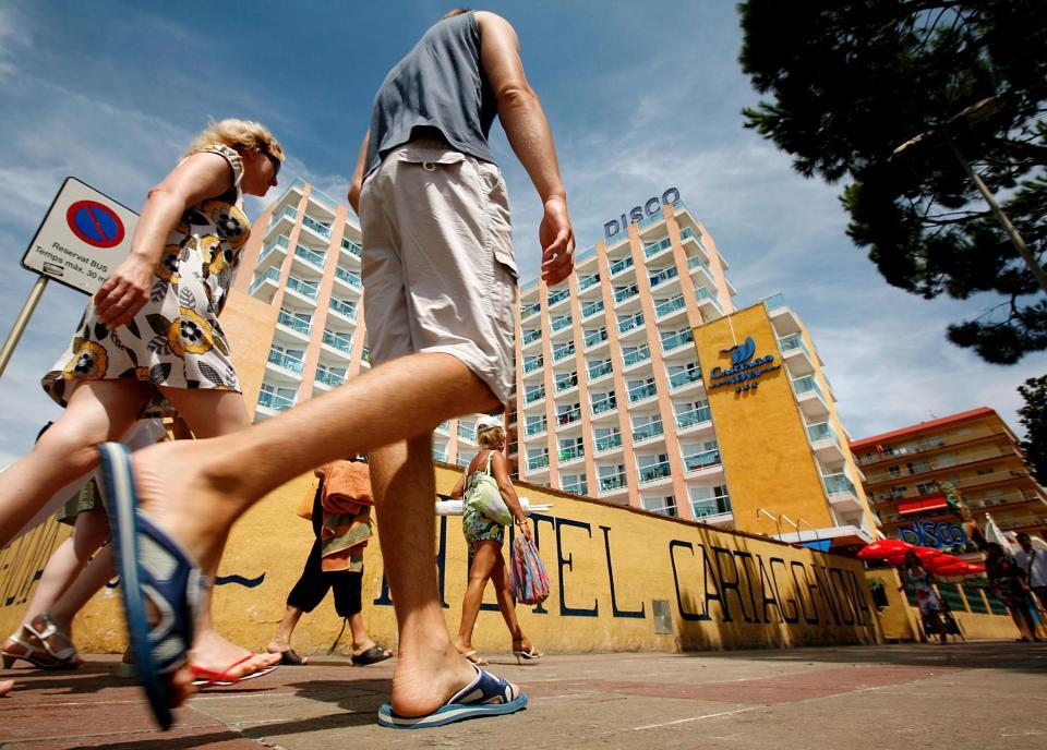 Resultado de imagen para Turismo en Brasil registró un avance positivo