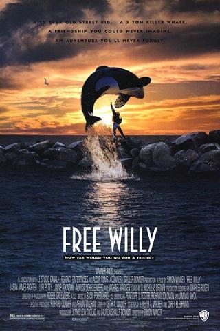 Película Liberad a Willy