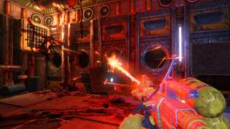 Viscera Cleanup Detail v1.092 + House of Horror DLC (2017) PC Game Full Download Repack For Free[17.0GB] , Highly Compressed PC Game Download For Free , Available in Direct Links and Torrent.