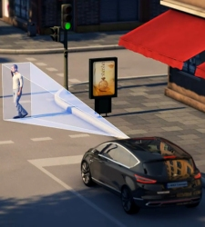 Los coches de <b>Ford</b> evitarán atropellos y aparcarán solos a partir de 2015