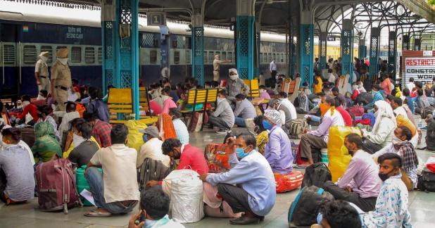 Coronavirus LIVE: Railways to gradually restart operations from ...