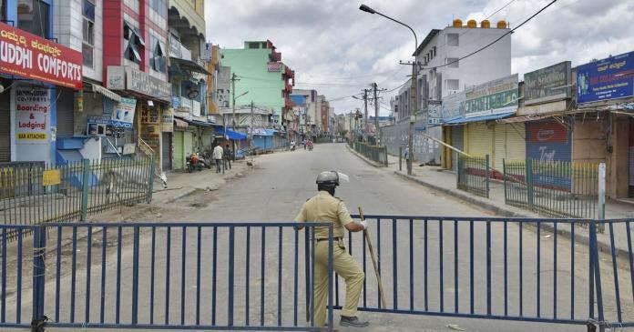 Coronavirus: Karnataka announces 14-day lockdown from April 27. See what's allowed