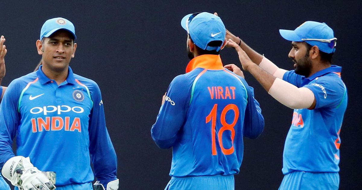Dhoni, Rohit keep dressing room calm while Kohli makes sure ...