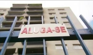 Valor médio do aluguel cai quase 8% nos últimos 12 meses no Brasil