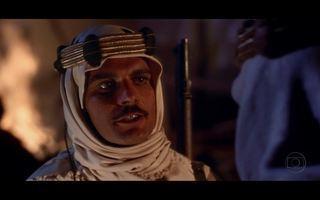 Globo exibe o filme Lawrence da Arábia no Festival de Sucessos