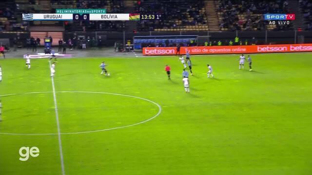 Melhores Momentos: Uruguai 4 x 2 Bolívia, pelas Eliminatórias da Copa