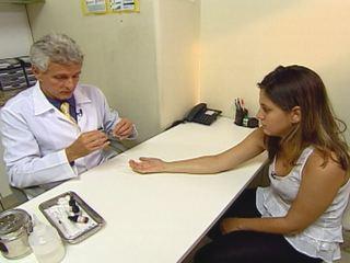 de Globo sexta feira alergia reporter sobre