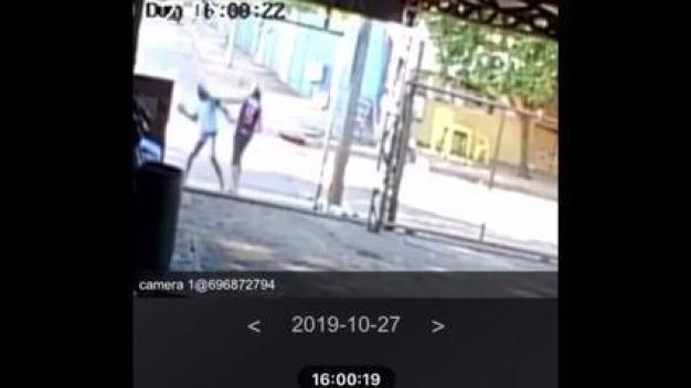 Idoso morre ao bater a cabeça em meio-fio durante briga com rapaz em MT