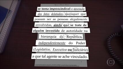 'Consequências imprevisíveis', diz Augusto Heleno sobre apreensão de celular de Bolsonaro