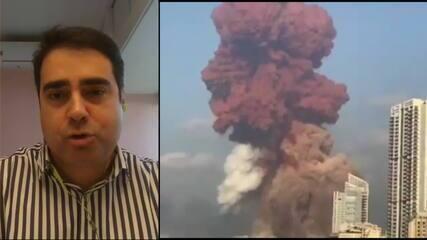 Especialista sobre o nitrato de amônio: 'No Brasil, é controlado pelo Exército'
