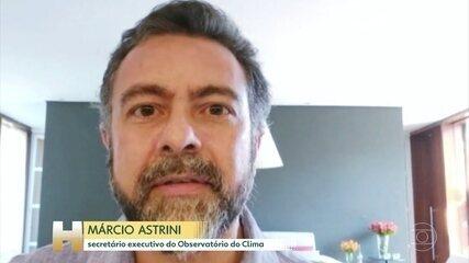 """""""Governo não tem metodologia estratégica"""" no combate ao desmatamento, diz Márcio Astrini"""