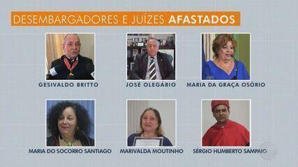 Operação Faroeste: STJ manda prender desembargadoras da BA; Secretário da  SSP é afastado | Bahia | G1
