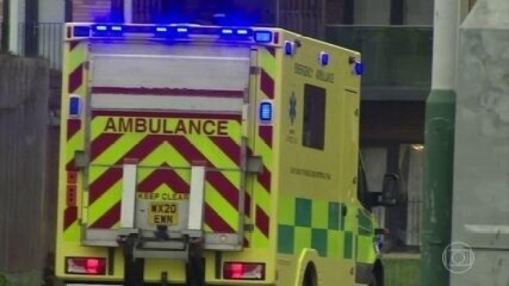 Reino Unido bate recorde casos e mortes por coronavírus em um só dia