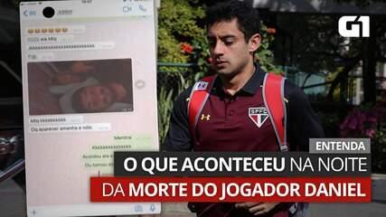 VÍDEO: Entenda o que aconteceu na noite da morte do jogador Daniel