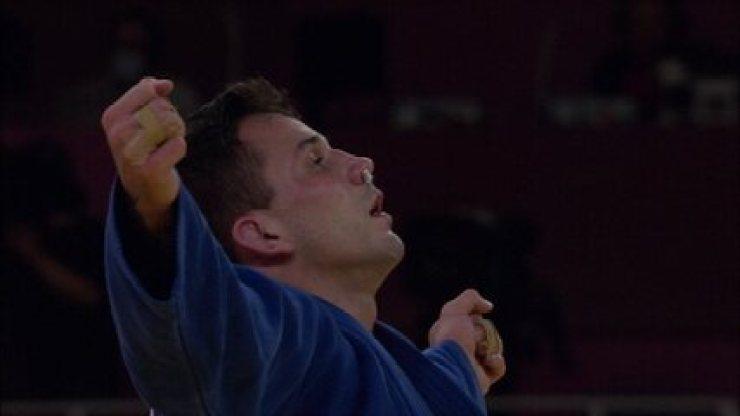 Daniel Cargnin conquista o bronze no judô até 66 kg