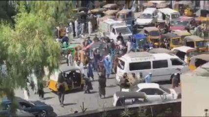 VIDEO: Taliban suppressed protest ends with killings in Jalalabad