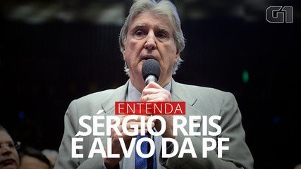 Why are Sérgio Reis and Otoni de Paula targets of the PF's operation?
