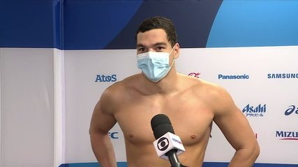Gabriel Bandeira talks about silver in the 200m medley, his fourth Paralympic medal in Tokyo