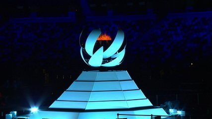 The closing ceremony of the Tokyo Paralympic Games comes to an end.  Come Paris 2024!