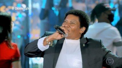 Margareth Menezes pays homage to Neguinho da Beija-Flor