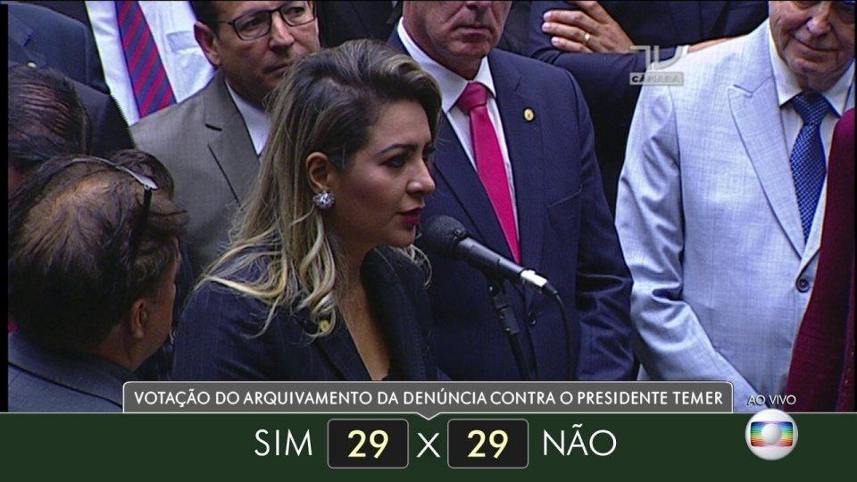 Veja como votaram dos deputados do estado do Amapá