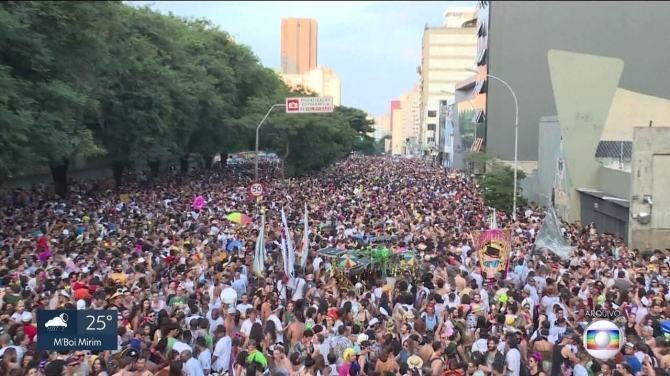 Prefeitura quer colocar grandes blocos de carnaval para desfilar na avenida 23 de Maio