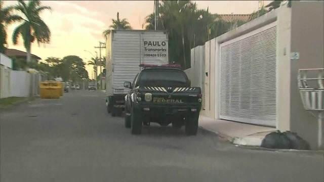Polícia Federal está nas ruas no Rio, em SP e no DF