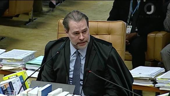 Dias Toffoli é eleito presidente do STF