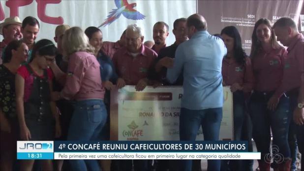 4º Concafé reúne cafeicultores de 30 municípios
