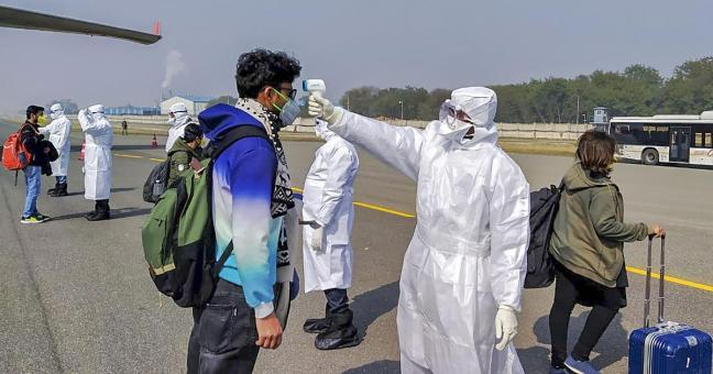 Coronavirus: India's decision to prevent its own citizens from ...