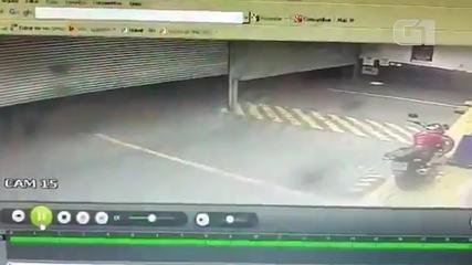Bandidos invadem casa e fazem moradores reféns durante ataque a bancos em Botucatu