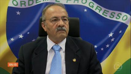 Presidente de Conselho de Ética sugere que Chico Rodrigues se licencie do mandato por 4 meses
