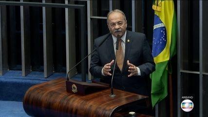Senador Chico Rodrigues pediu licença de 121 dias em outubro; relembre