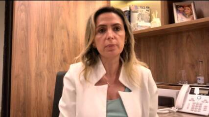 Em meio à articulação para a saída de Pazuello, Bolsonaro se reúne com médica Ludhmila Hajjar