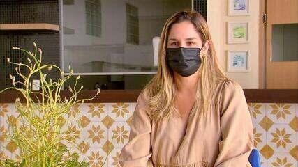 Pamella Holanda relata agressões de DJ Ivis: 'Pegou uma faca na gaveta da cozinha'
