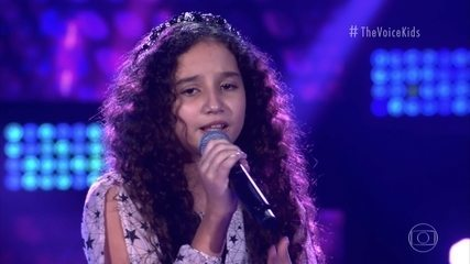 Maria Alice Martins sings 'This Is Me'