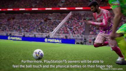 eFootball releases new trailer with gameplay details;  Look