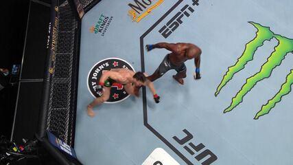 UFC Brunson vs Till Best Moments
