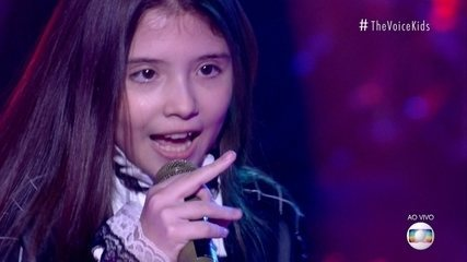 Sofia Farah sings 'I Don't Want To Miss A Thing'