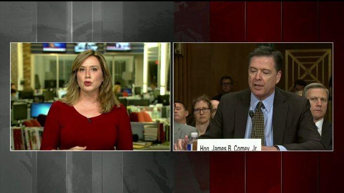 Donald Trump demite o diretor do FBI, James Comey
