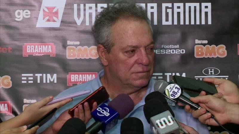 """Coletiva Abel após vaga na Copa do Brasil: """"A classificação é o mais importante"""""""