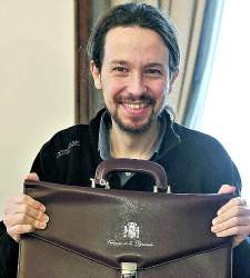 Image result for pablo iglesias