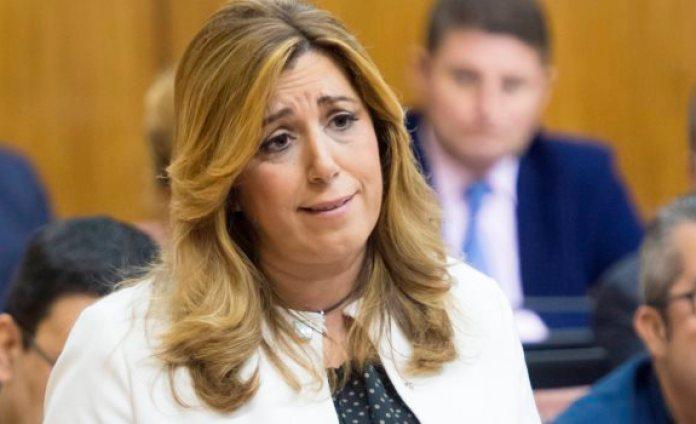 El expediente del marido de Susana Díaz llega a la comisión de  investigación del Parlamento andaluz - EcoDiario.es