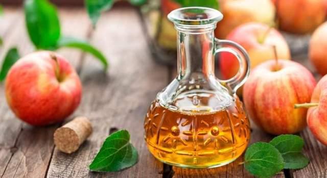Resultado de imagen para vinagre de manzana